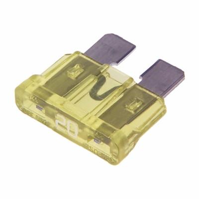 ATC Blade Fuse, 20 Amp, Yellow