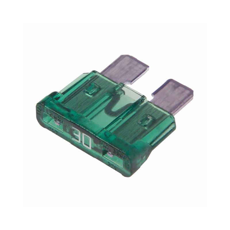atc blade fuse, 30 amp, green