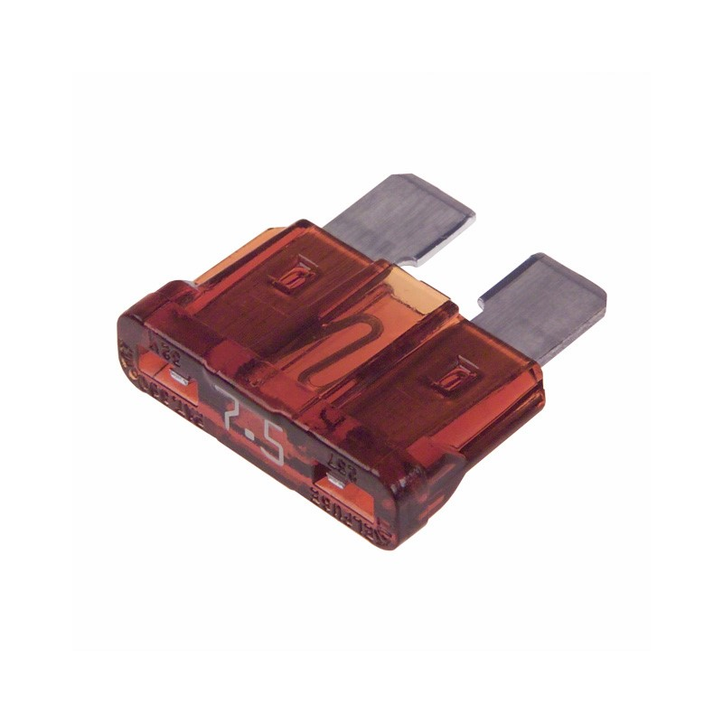 ATC Blade Fuse, 7.5 Amp, Brown