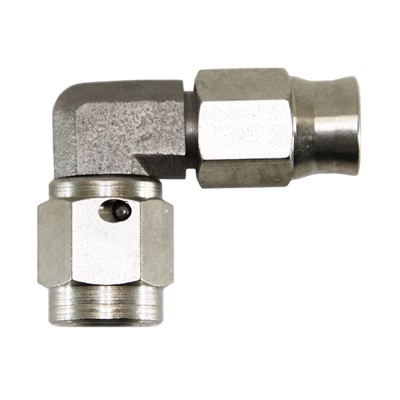-3x90° Forged Single Swivel, Reusable
