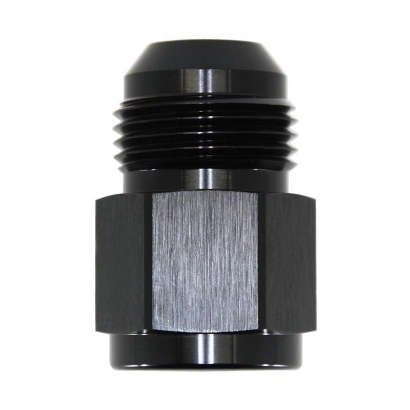 """Adapter, -12AN JIC » 1/2"""" BSPF, BLACK"""