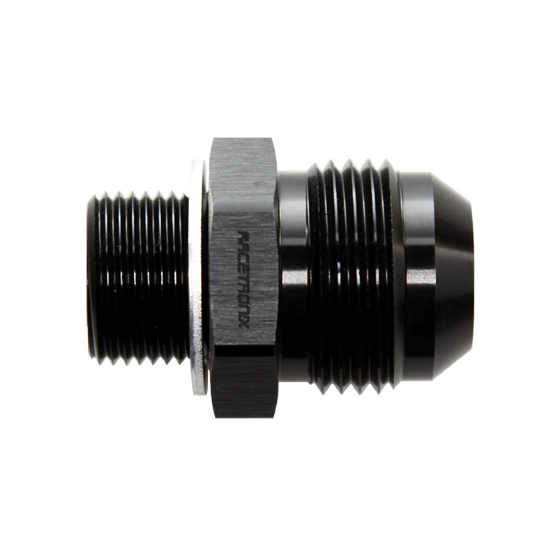 Adapter, -12AN Male» 20x1.5mm Male, BLK