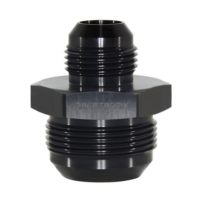 Flare Reducer, Male -20AN x -12AN, Black