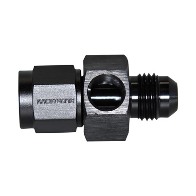 Adapter,-3M > -3F, Inline, 1/8 FPT Port