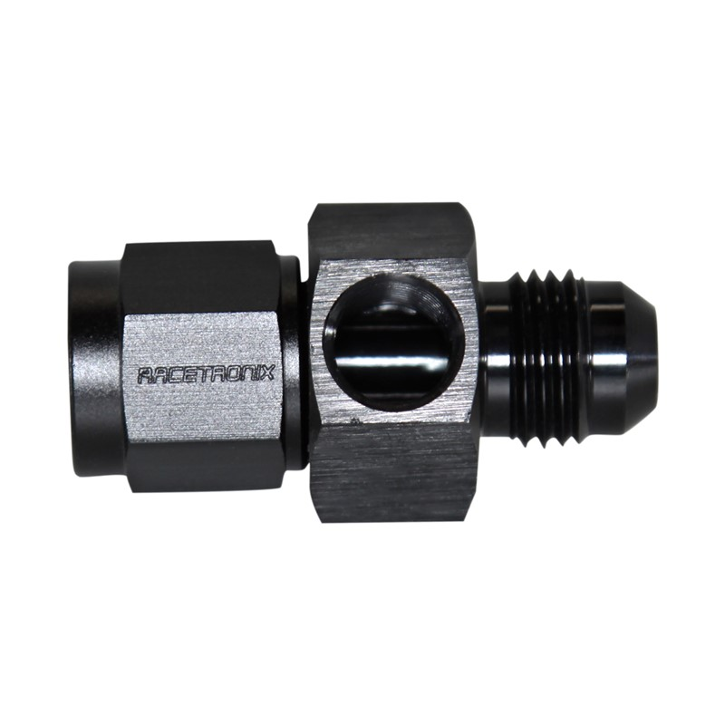 Adapter,-6M > -6F, Inline, 1/8 FPT Port