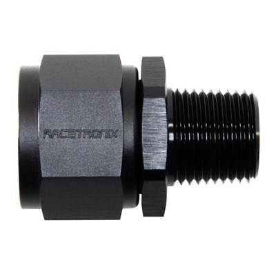 """Adapter, -12AN » 1/2"""" MPT, BLACK"""