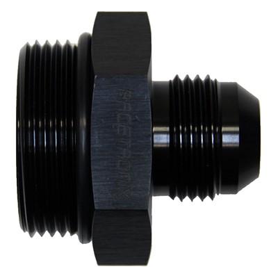 Adapter, -20 ORB Male»-12 AN Male, AL BK