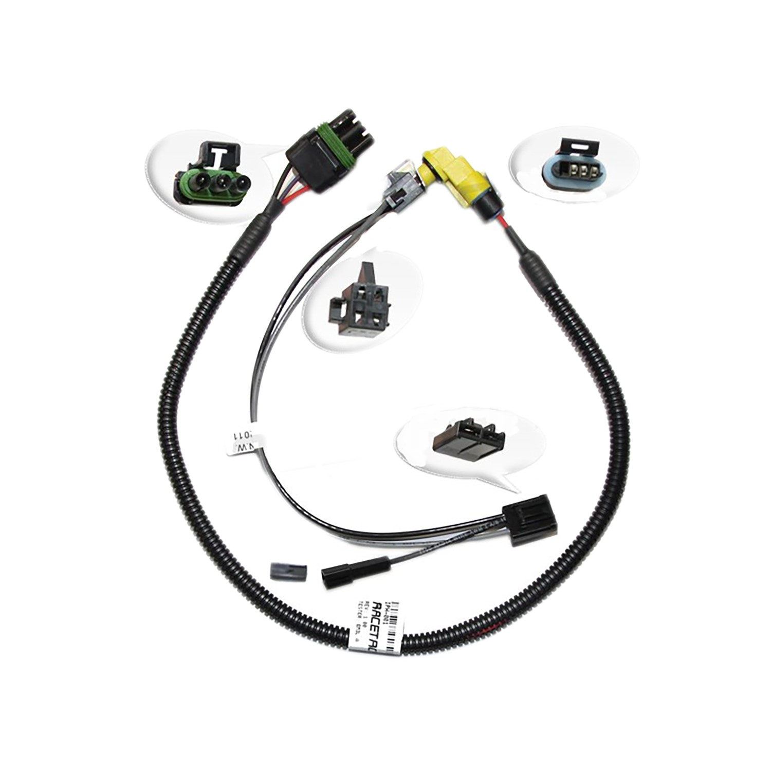 fl98    f7 bulkhead connector assembly and pump bulkhead wiring systems