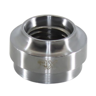 Weld Bung, M12x1.5 ORB Female, Mild Steel