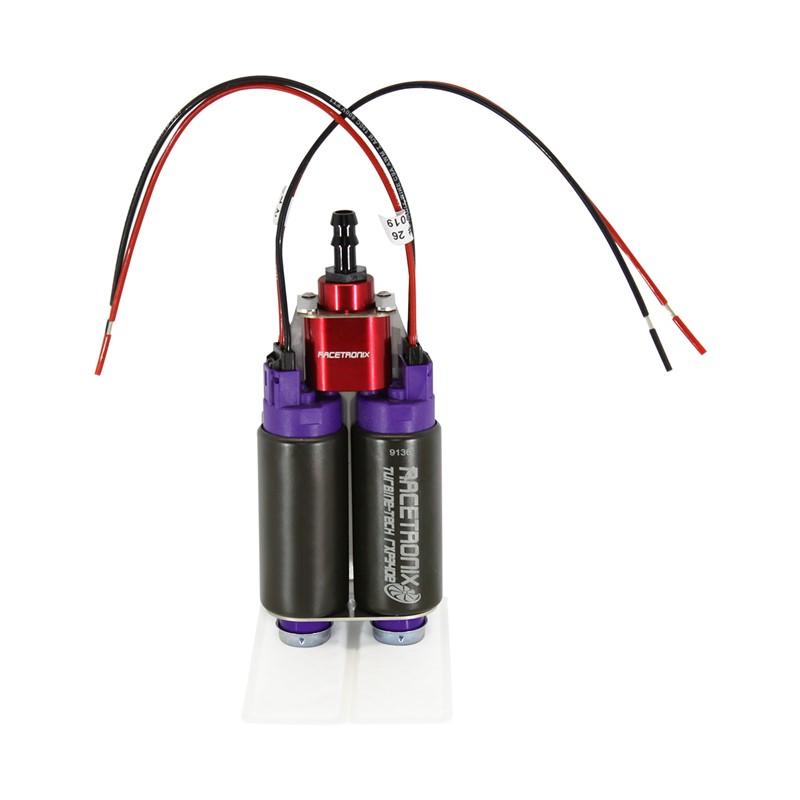 Dual Pump Assembly 750LPH+, E85