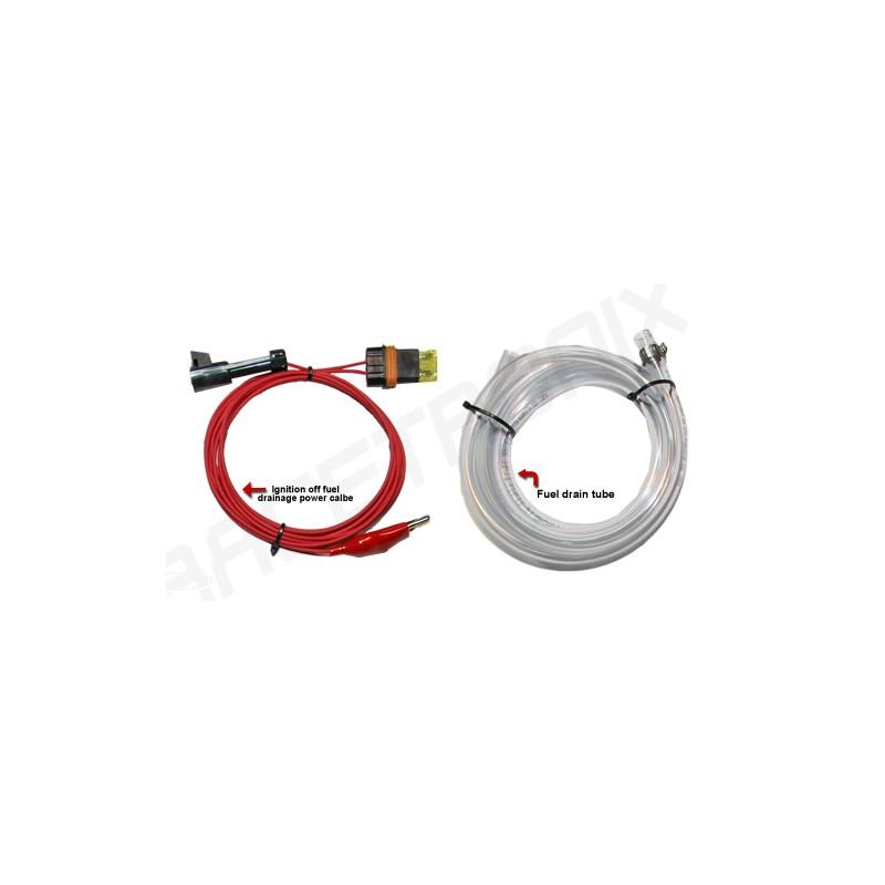 C5 Fuel Drain Kit
