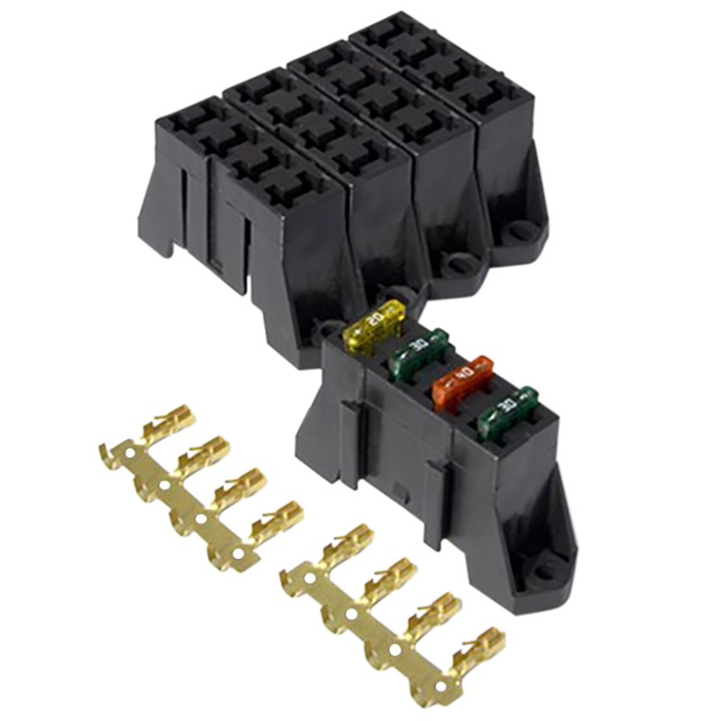 Fuse Block Kit w/ Terminals