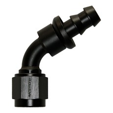 Push-Lock Rubber Hose Fittings - 60°