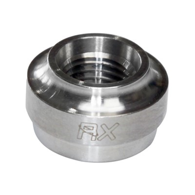 Weld Bung, -4AN ORB Female, Stainless
