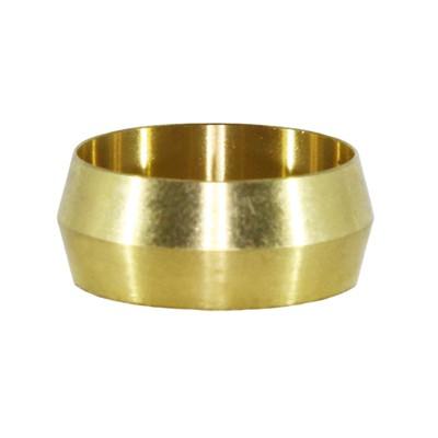 """Olive, AN10 / 5/8"""", Brass"""
