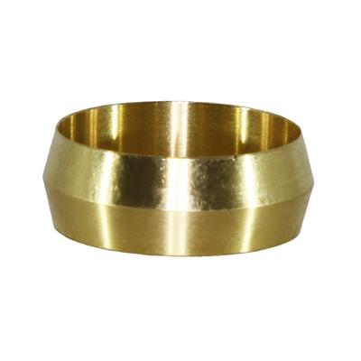 """Olive, AN12 / 3/4"""", Brass"""