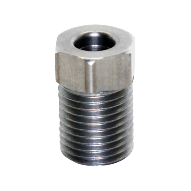 Tube Nut, M10x1.0, Stainless