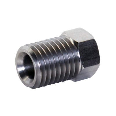 Tube Nut, M10x1.25, Stainless