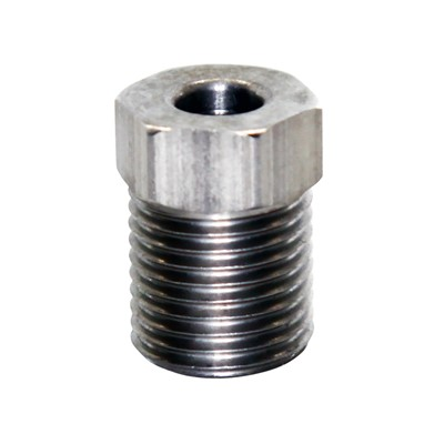 """Tube Nut, 7/16""""-24, Stainless"""