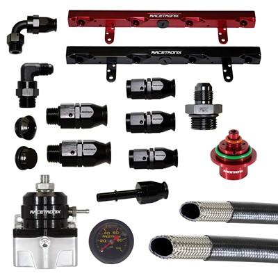 Fuel Line + Rail Kit, 2005-2007 C6