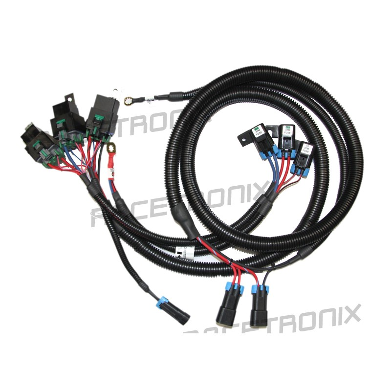 Dual Series / Parallel Fan harness (FNWH-006): FAN WIRE