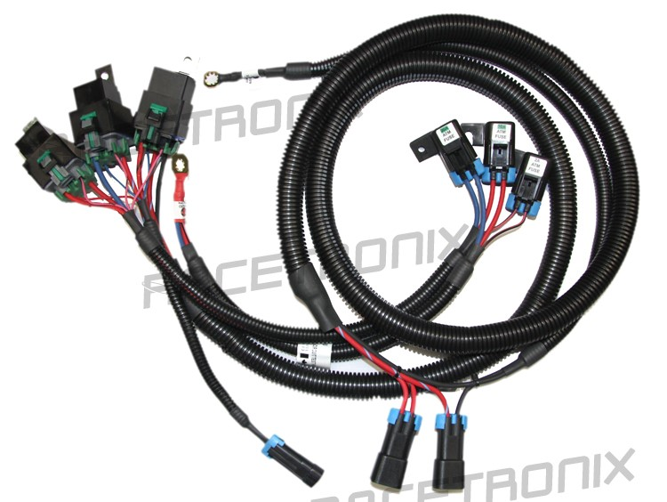 dual series    parallel fan harness  fnwh