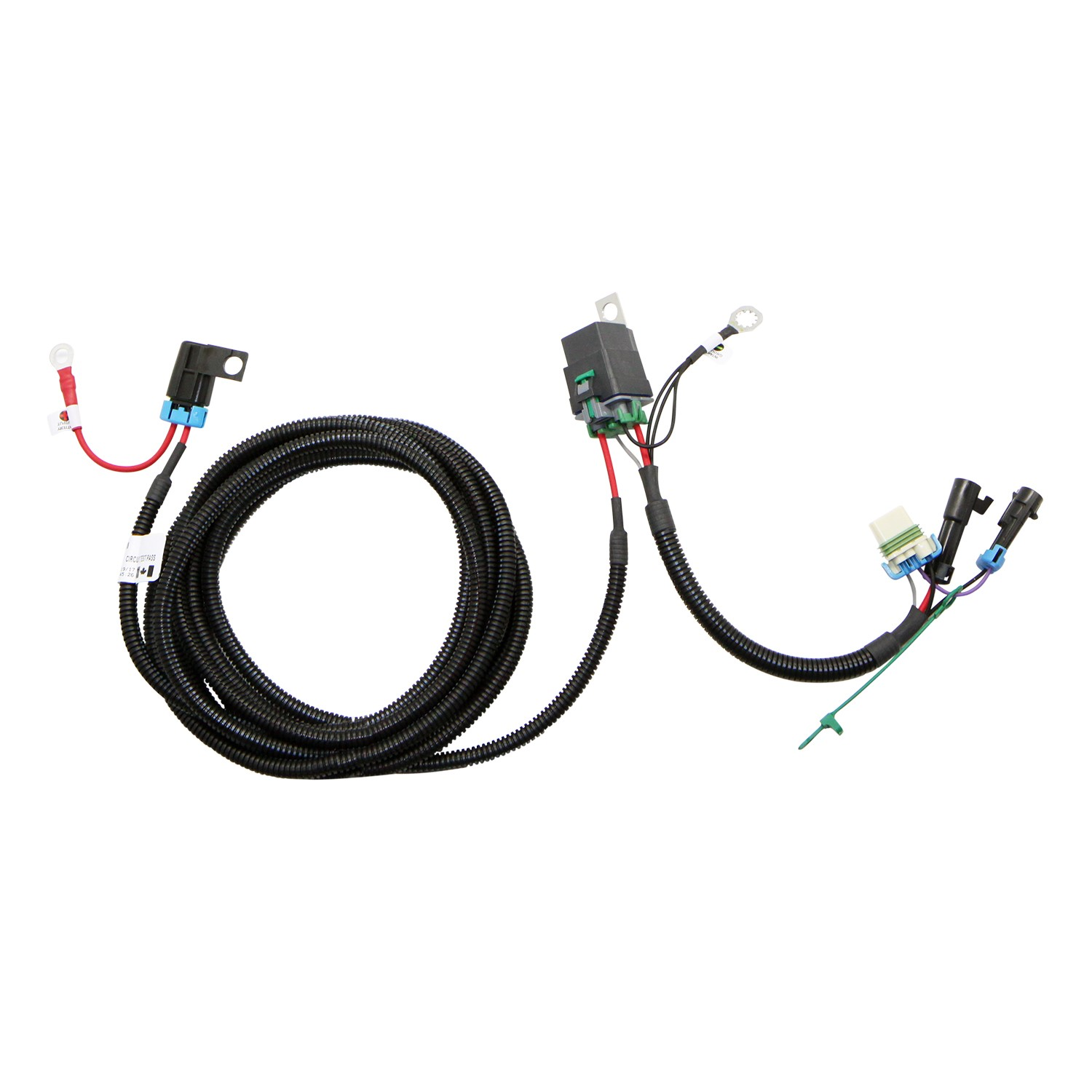 flt1 fuel pump wiring harness  fpwh
