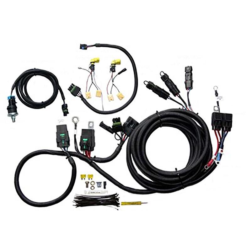 340LPH Fuel Pump, Hi-Pressure/Volume E85