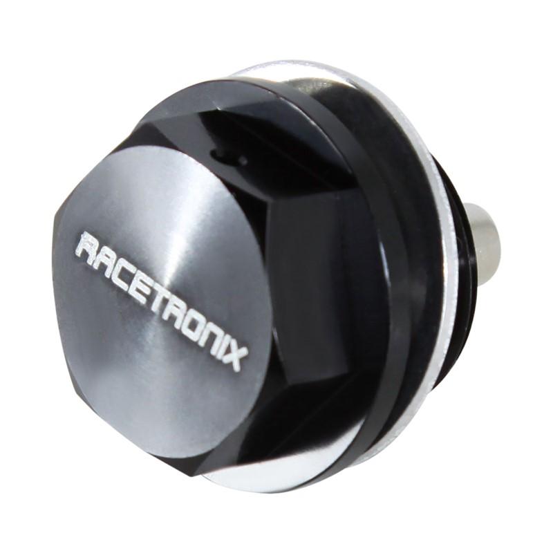 Oil Drain Plug, Magnetic 22x1.5mm, BLK