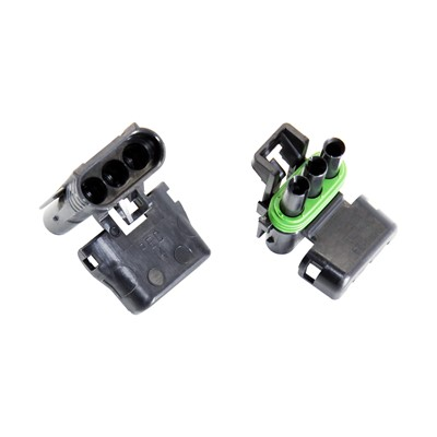 Connector Set, 3 Way Weather-Pack