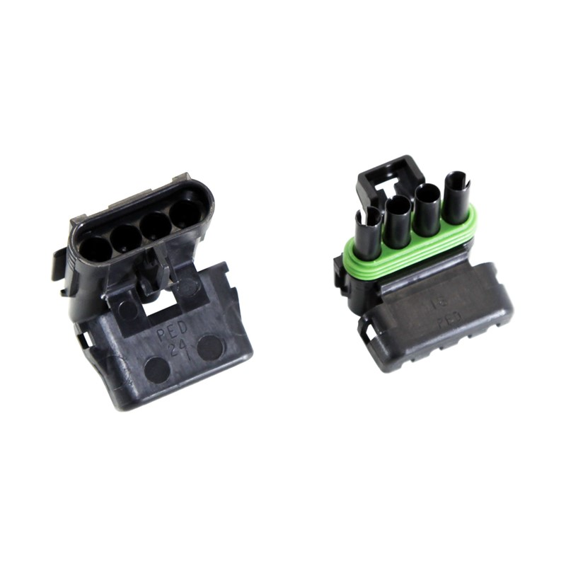Connector Set, 4-Way Weather-Pack