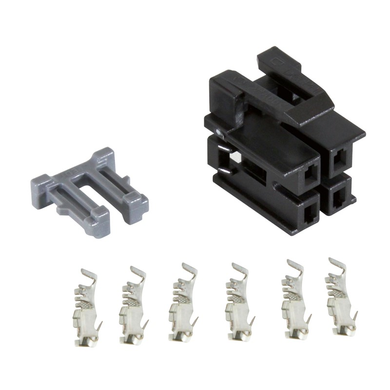 Connector Set, 4-Way MP150