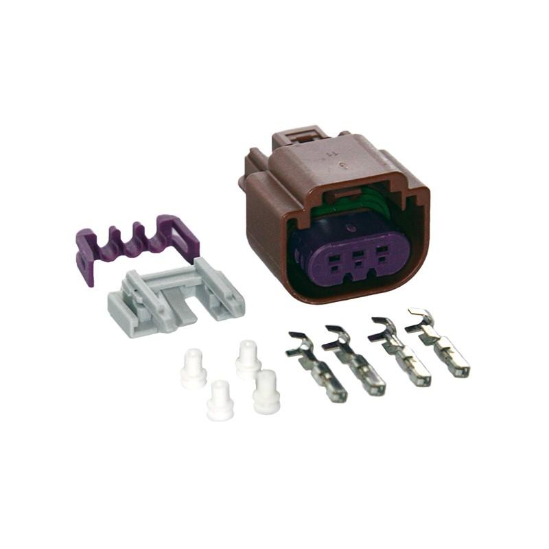 Connector Set, GT150S 3F, (Flex Sensor)