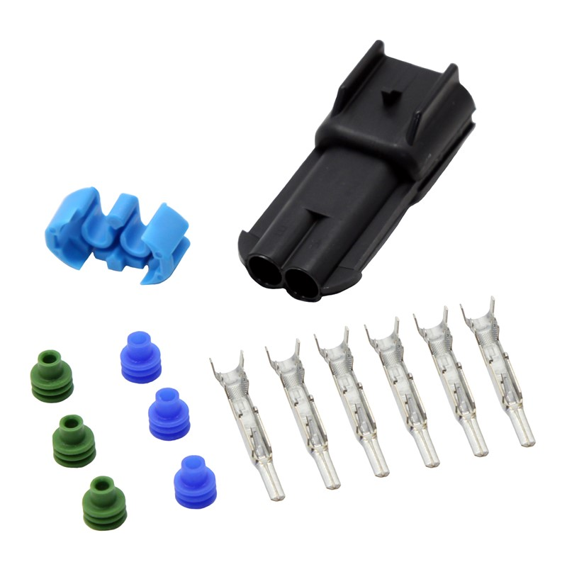 Connector Set, 2-Way MP280 Male