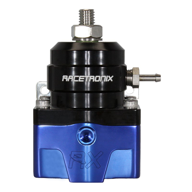 Regulator, EFI -8 / -6 E85, BLACK/BLUE