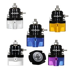 Accel Fuel Pressure Regulators