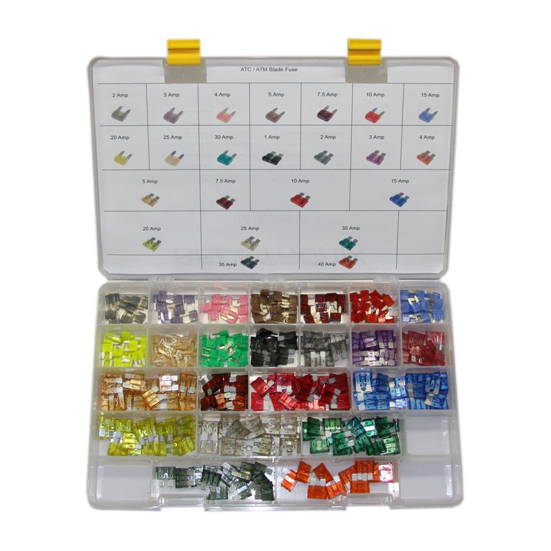 Professional Fuse Kit 340 Pcs (ATC/ATM)