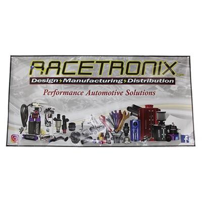 Banner, Racetronix 3x6' Vinyl Grommets