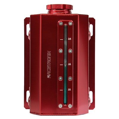 Catch Tank, 2L 10AN, G-View Alm, RED
