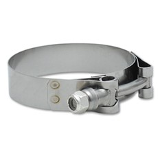 T-Bolt Clamps - Stainless Steel
