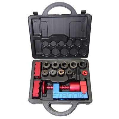 Hose Fitting Install Kit, -4 to -12AN