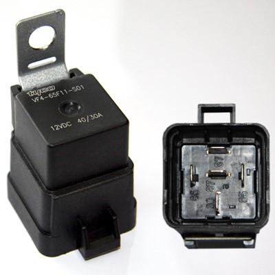 Relay - 630-ISO Sealed SPDT 12V 40/30A *