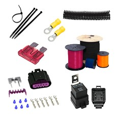 Wiring Components & Aids