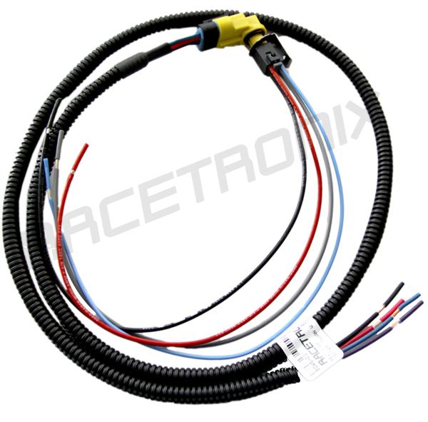 universal bulkhead wiring system 4 way bcws 001 pump bulkhead rh racetronix biz Fuel Pump Relay Wiring Fuel Pump Wiring Harness