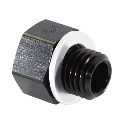 "Adapter, 1/8"" FPT » M12x1.5 Male Image 1"