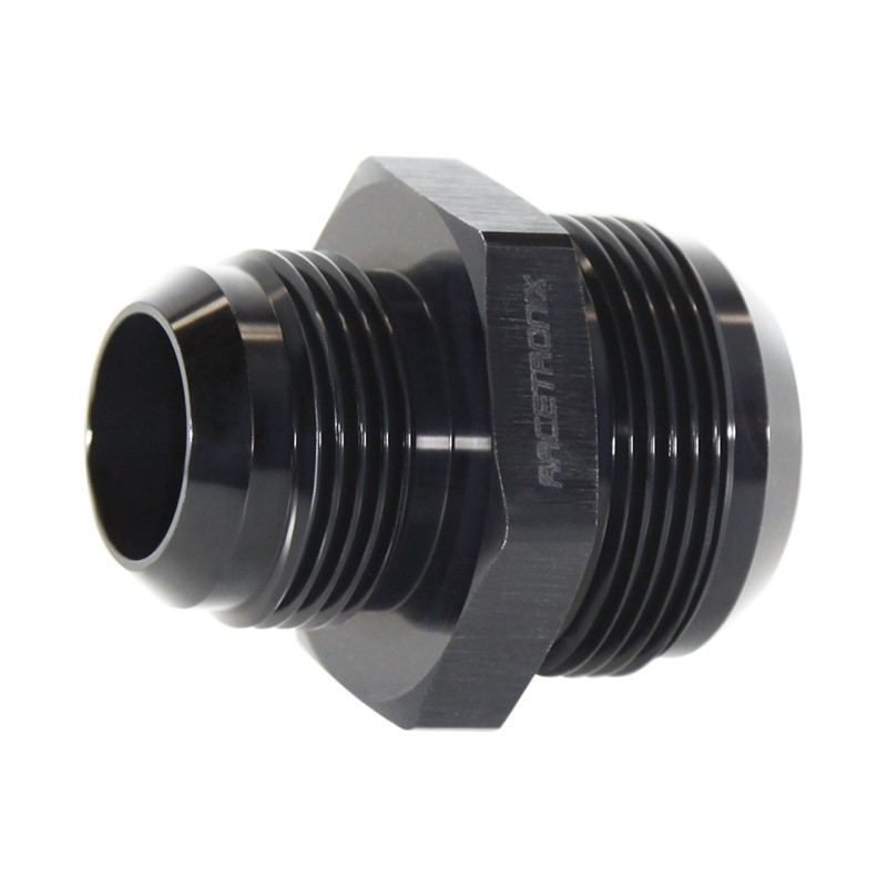 Flare Reducer, Male -20AN x -16AN, Black Image 1
