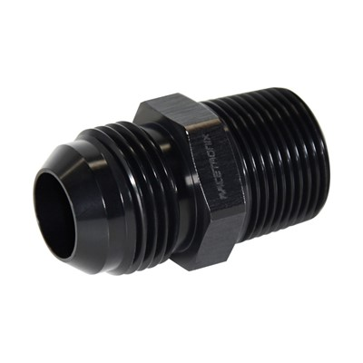 """Adapter, -12AN Male » 3/4"""" MPT, BLACK Image 2"""