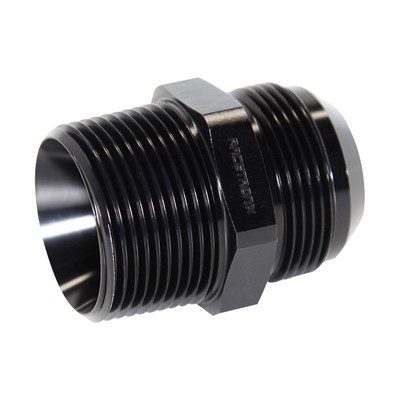 Adapter, -20AN Male » 1-1/4 MPT, BLACK Image 3