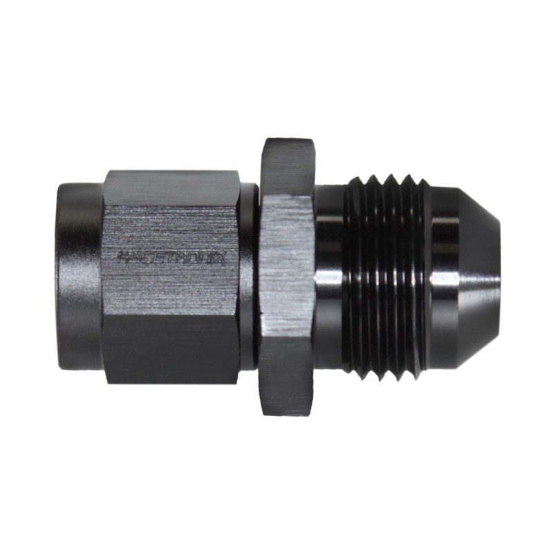 Adapter, Exp -6AN Fml » -8AN Male, BLK Image 3