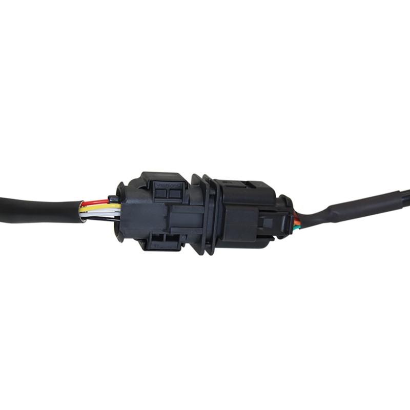 Wide-band Air/Fuel Ratio (AFR) Gauge with Wide-Band Oxygen Sensor, Digital/Analog LED Display Image 3